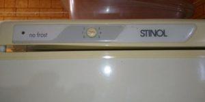 Инструкция по регулировке температуры в холодильнике Stinol