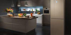 Что делать когда в холодильнике Bosch мигает индикатор температуры морозильной камеры