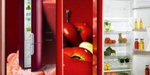 Как дешево сделать реставрацию и обновить старый холодильник