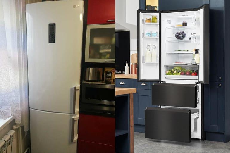 холодильник лучше LG или Haier