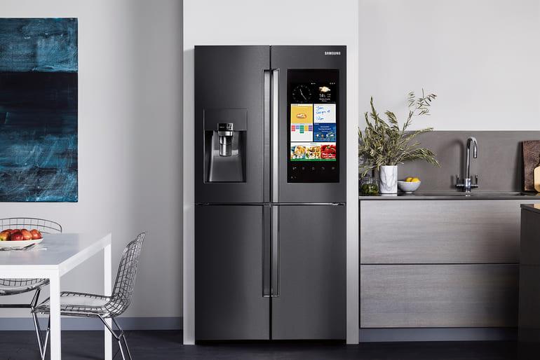 Что значит код ошибки rd в холодильнике Samsung