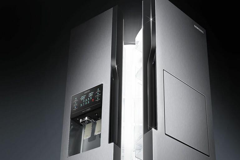 Неисправности двухкамерного холодильника Samsung No Frost