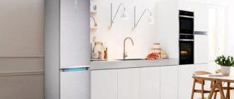 Почему в двухкамерном холодильнике Samsung с системой No Frost не морозит верхняя камера