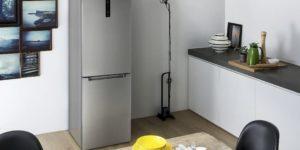 Двухкамерные холодильники Indesit с системой No Frost: характеристики модельного ряда, все размеры и стандартные габариты