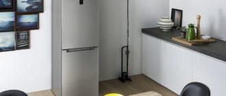 Двухкамерные холодильники Indesit с системой No Frost