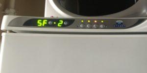 Коды ошибок холодильника Атлант: причины появления, как устранить F5 и другие