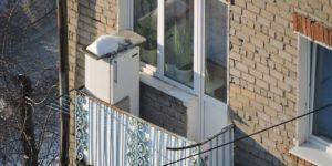 Можно ли морозильную камеру ставить на неотапливаемый балкон зимой в мороз