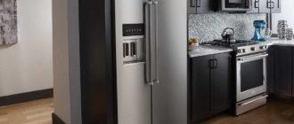 Почему стенки холодильника горячие